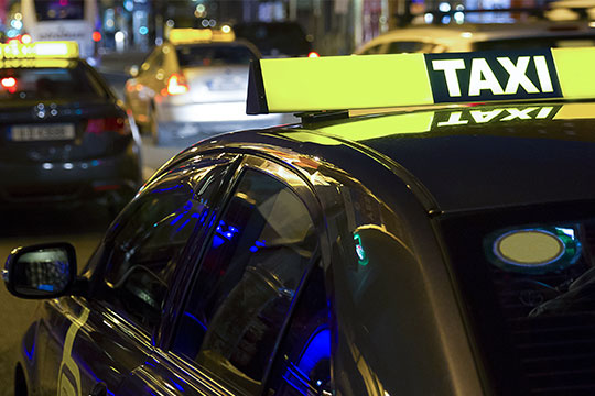 Taxi Reinders Luchthavenvervoer